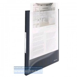VÝPRODEJ - Katalogová kniha A4 Esselte Vivida s přední kapsou 40kapes 624012