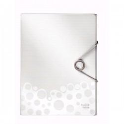 VÝPRODEJ- Box na spisy Leitz BEBOP 45680001 bílý