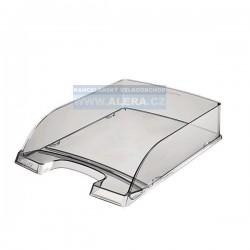 Odkladač na dokumenty Leitz Standard Plus 52260092 transparentní šedá