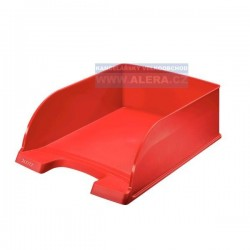 Zboží na objednávku - Odkladač na dokumenty Leitz Jumbo Plus 52330025 červená