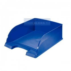 Odkladač na dokumenty Leitz Jumbo Plus 52330035 modrá