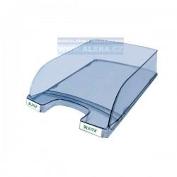 Odkladač na dokumenty Leitz Standard Plus 52380092 s rozlišovači transp. šedá