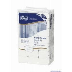 Zboží na objednávku - TORK 100289 Ručník skládaný INTERFOLD 2vrstvy bílý 3150ks H2