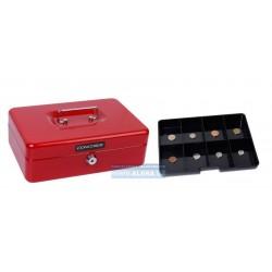 Pokladna CONCORDE 33 250x170x80 červená