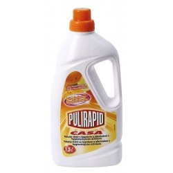 PULIRAPID Casa AGRUMI 1,5 litru na podlahy - s vůní citrusových plodů
