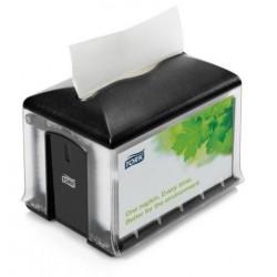 Zboží na objednávku - TORK 272611 Zásobník na ubrousky Interfold stolní černý N10