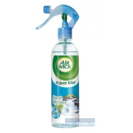 .AIR WICK Aqua-mist 345ml spray s MR osvěžovač - svěžest vodopádu