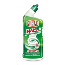 PULIRAPID WC gel 750ml čistič