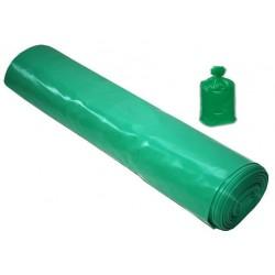 Pytel 70x110 - 40mic /25ks zelená