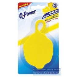 Q-Power citron - vůně do myčky 1ks