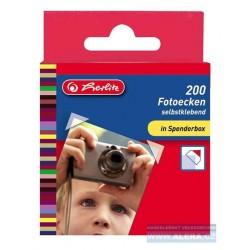 Zboží na objednávku - Samolepicí fotorůžky 200ks Herlitz 08767329