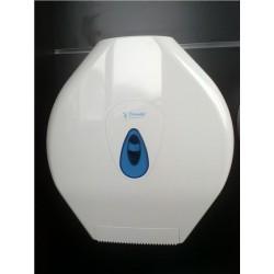 Zásobník WC rolí 30cm TRENDY, plast, bílý