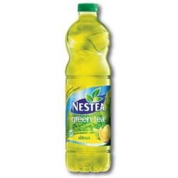 Nápoj FUZE TEA CITRUS ledový zelený čaj s citronem 1,5L 6ks