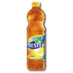 Nápoj NESTEA Lemon ledový černý čaj s citronem 1,5L ( prosíme objednávat po 6-ti ks )