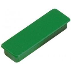 Magnet Dahle 13 x 40 mm zelená/10ks v balení