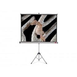 Plátno projekční NOBO 200x151cm (4:3) stativové