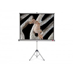 Zboží na objednávku - Plátno projekční NOBO 200x151cm (4:3) stativové