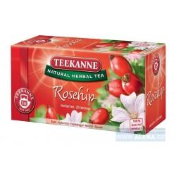Čaj TEEKANNE bylinný Šípkový Rosehip - UKONČENÝ PRODEJ