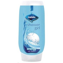 ISOLDA Energy s vit. E 500ml - sprchový gel