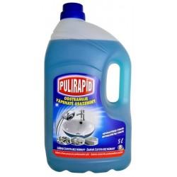 PULIRAPID 5 litrů čistící prostředek