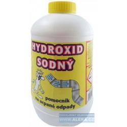.Hydroxid sodný - louh 1kg