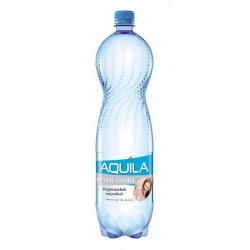 .Nápoj AQUILA neperlivá voda 1,5l PET 6ks balení