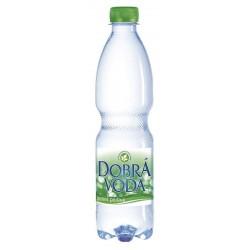 Nápoj DOBRÁ VODA jemně perlivá 0,5 PETl!!!!!!! 8ks balení