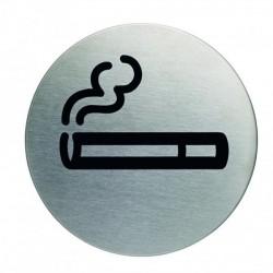 Informační piktogram nerez Durable 4910 Kuřáci