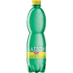 Nápoj MATTONI citron perlivá 0,5l PET !!!!!! 12ks balení