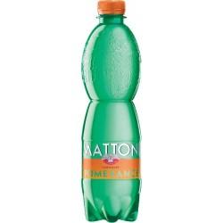 Nápoj MATTONI pomeranč perlivá 0,5l PET!!!!!!!! 12ks balení
