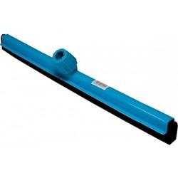Stěrka na podlahu 55cm - plast, modrá - bez hole