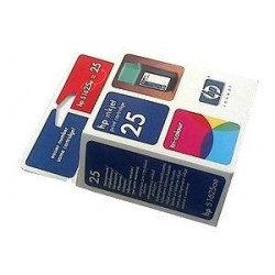 Kazeta HP 51625A DJ 5xx color No.25 / alternativní provedení XEROX