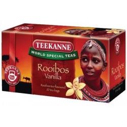 Čaj TEEKANNE Rooibos & vanilla