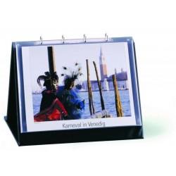 Zboží na objednávku - Flipchart stolní Durable 8577 A3 náhradní kapsy na šířku