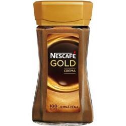 Káva Nescafé GOLD CREMA 200g instantní