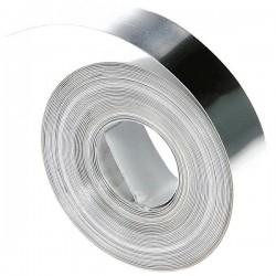 Dymo páska M11 12x3,65 hliník samolepicí S0720180