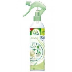 .AIR WICK Aqua-mist 345ml spray s MR osvěžovač - bílé květy