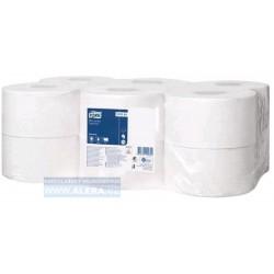 TORK 120161 Papír WC Mini JUMBO 190mm 1 vrstva šedá T2 /12rolí