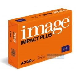Papír Image Impact Plus A3 80gr 500listů /ORANŽOVÝ OBAL/
