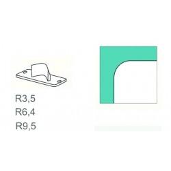 Zboží na objednávku - Děrovač zaoblovač rohů DIAMOND - zaoblovací nůž R6,4 mm