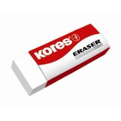 Pryž Kores KE20 bílá