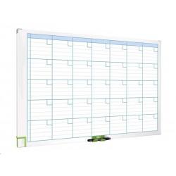Zboží na objednávku - Tabule plánovací měsíční NOBO PERFORMANCE 900x600mm
