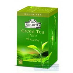Čaj AHMAD Green Tea Pure 20x2g
