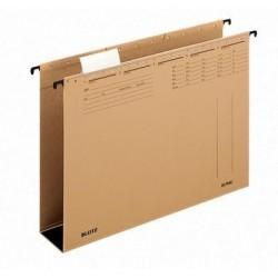 Zboží na objednávku - Závěsné desky Leitz ALPHA® 6cm široké dno 25ks v balení