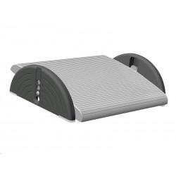 Zboží na objednávku - Podpěrka pod nohy WEDO RELAXPLUS šedá