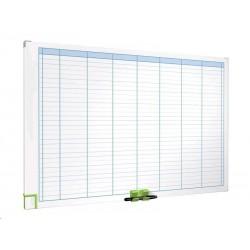 Zboží na objednávku - Tabule plánovací týdenní NOBO PERFORMANCE 900x600mm