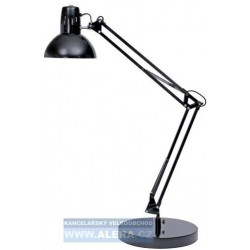 Stolní lampa ARCHI černá