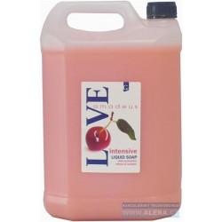 VAKAVO (AMADEUS) Intensive LOVE - tekuté mýdlo 5 litrů červená