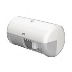 TORK 557000 Zásobník na WC papír Twin Box bílý T4