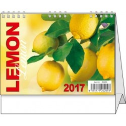 Kalendář 21S/BSA0 Lemon 14-denní 148x105